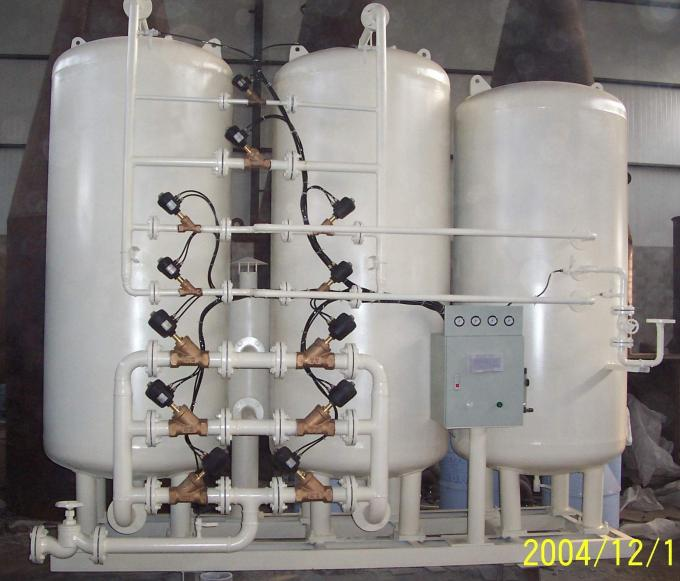 CE / TS / BV Hydrogen Regenerative Desiccant Dryers for Oil Refinery