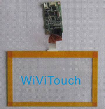 """15"""" capacitive touch screen"""