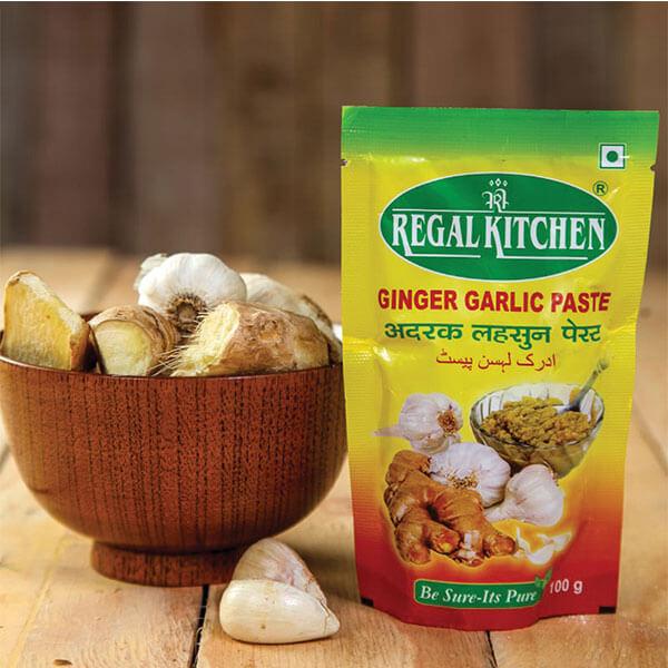 Ginger Garlic Paste 100gm