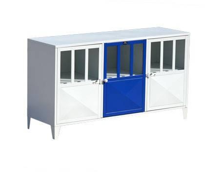 CBNT Three Diamond Doors Cupboards