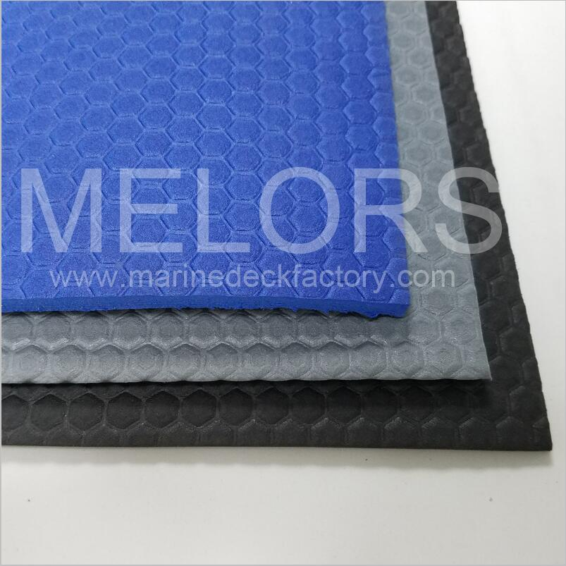 Melors OEM Hexagon Anti-slip Deck Pad