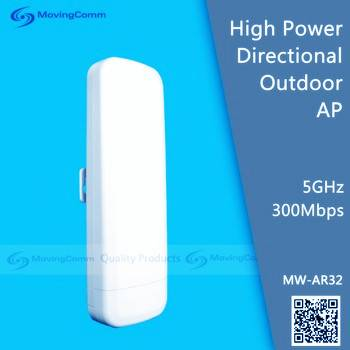5.8GHz 1000mW High Power Outdoor CPE/Directional Wireless Access Point
