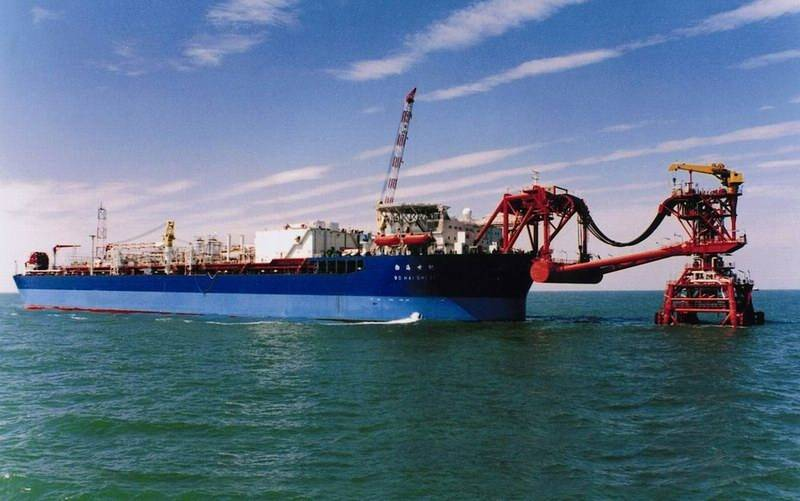 Fpso, Drilling Ship and VLCC