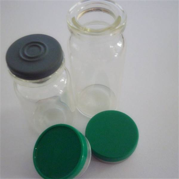 Clear Borosilicate Type II glass vials