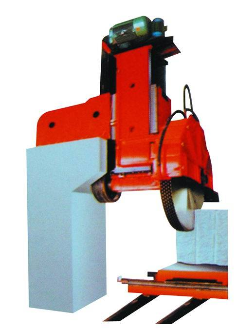 Model DZJ1600 Single-arm Built-up Saw