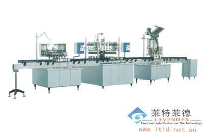 Shenyang Barreled Water Filling Equipment