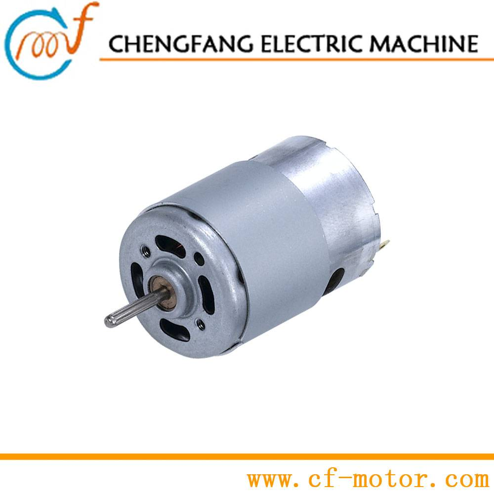 24V DC High Speed Micro Motor for Robot Cleaner   RS-385H