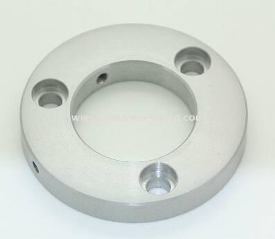 Aluminum CNC Turning Flange