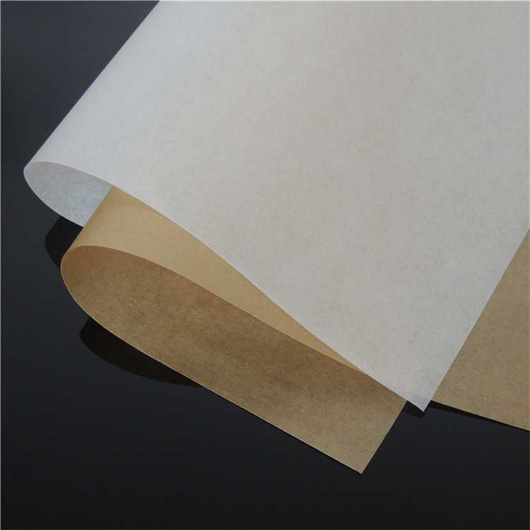 Silicone Coated Baking Parchment Paper Sheet