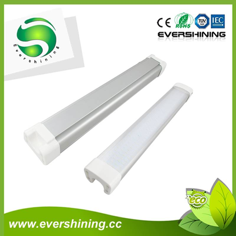 IP65 20w 600mm aluminum pc cover led tri-proof light