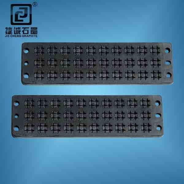 WOG Welding plate graphite mould