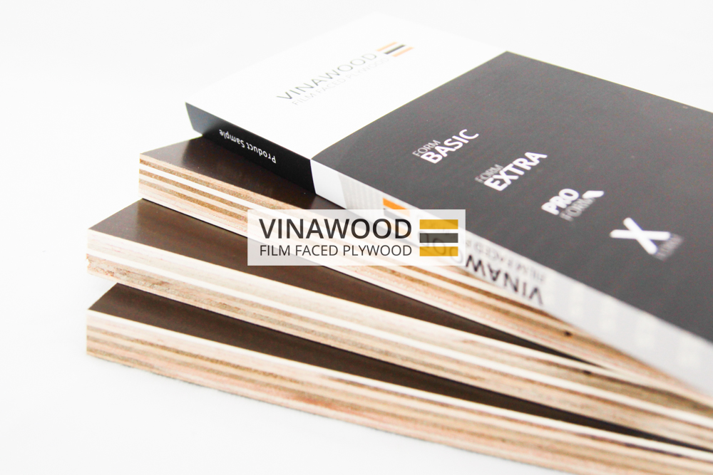 High Quality Film Faced Plywood Construction
