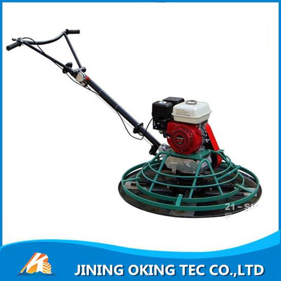 Floor power trowel machine,driving type floor trowelling machine