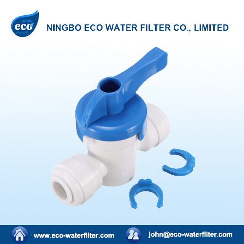 water plastic ball valve