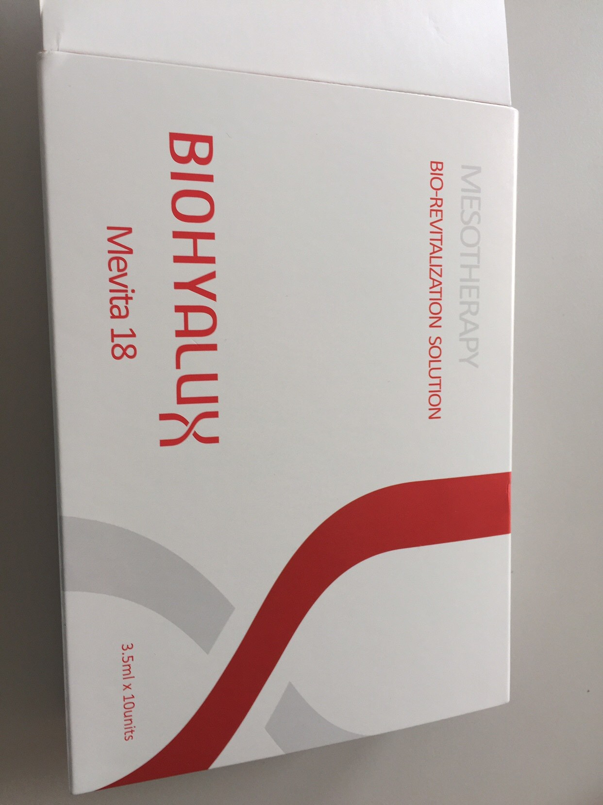 Hot Sale Mesotherapy Bio-Revitalization Solution