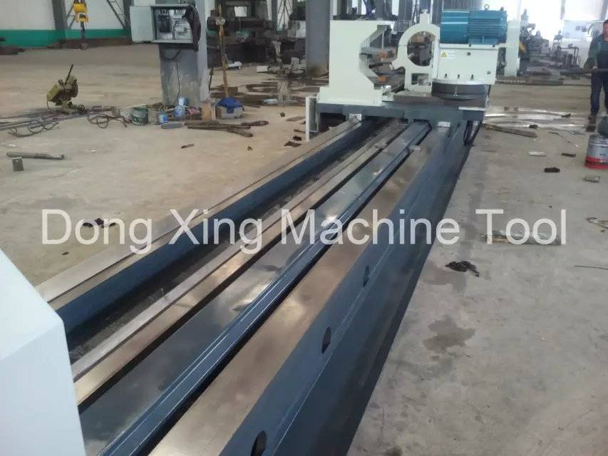 CNC Screw Milling Machine for oil mill