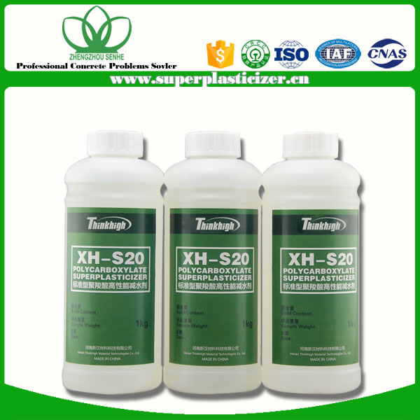 Hot sale superplasticizer made in China Thinkhigh Polycarboxylate superplasticizer