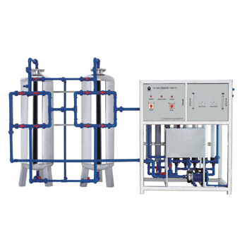 reverse osmosis water purification machine 2000L/H