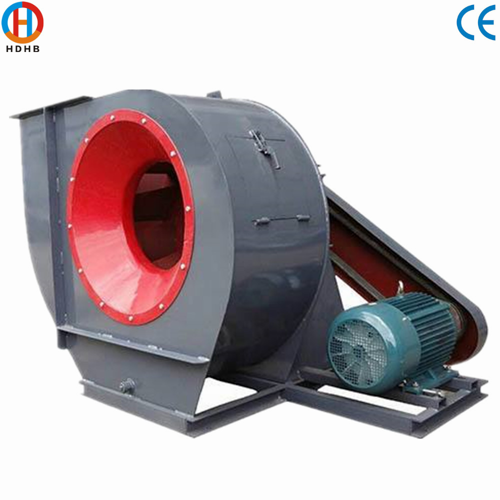 Heat Resistance Y5-47 Induced Draft Centrifugal Fan For Industrial Boiler