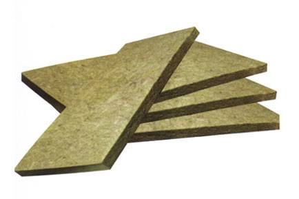 Taishi high strength roof insulation rock wool board