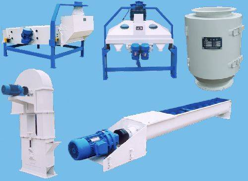 Oil Seed Pretreating Machinery