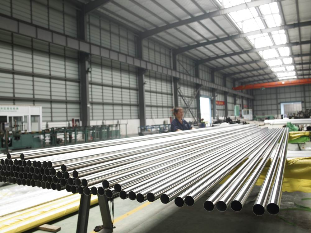 heat exchanger stainless steel pipe