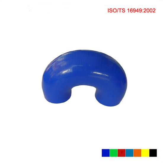 ID80mm Standard 45 90 135 180 degree Silicone Elbow coupler hose standard silicone elbow fittings pi