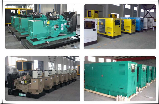 3kw-1500kw diesel generator factory for sale