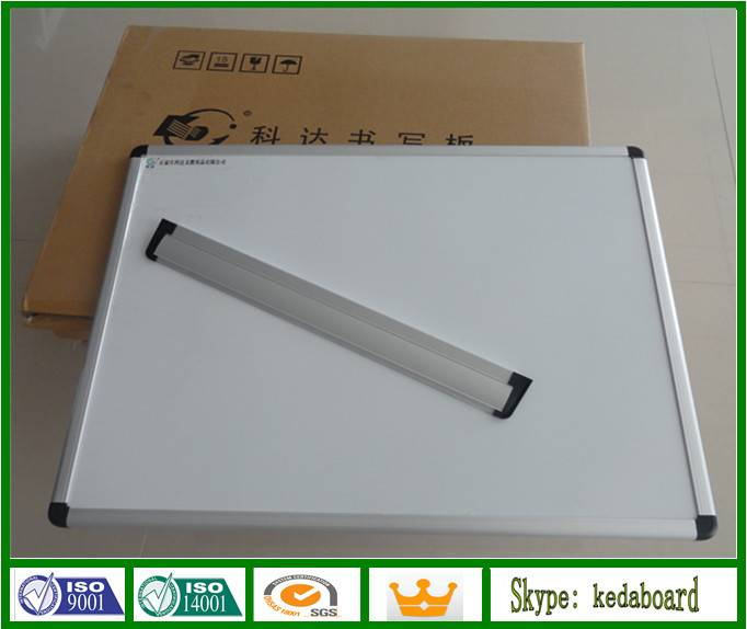 Small Sizes Aluminium Frame Magnet Whiteboard for Students