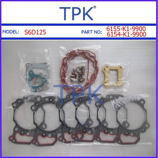 Komatsu 6D125,6D125-1,6D125E-2,S6D125,S6D125-1,S6D125E,S6D125E-2,SA6D125,SA6D125E-  2,SA6D125-1,SA6D
