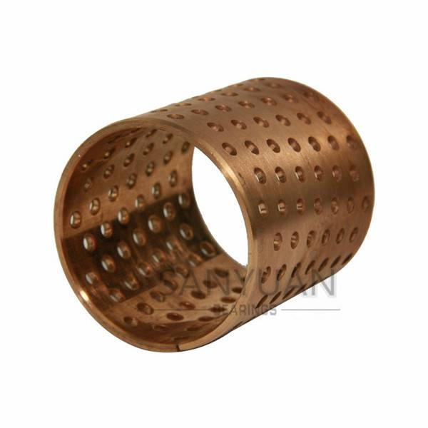 Wrapped Bronze Copper Senspension Bush Clutch Bush