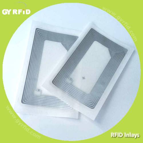Dry inlay for rfid logistic system(gyrfidstore)