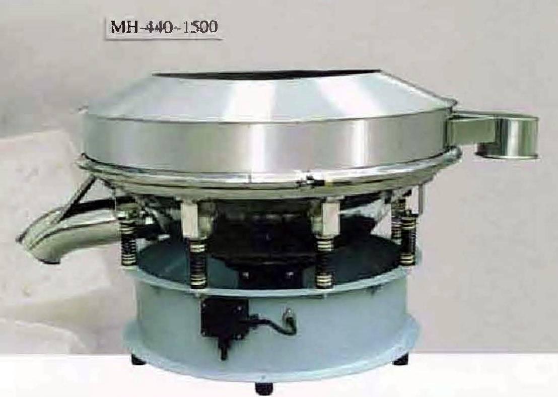 Liquid Vibro-Sieve Separator & Filter