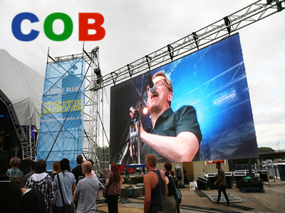 P10 outdoor full color waterproof led display