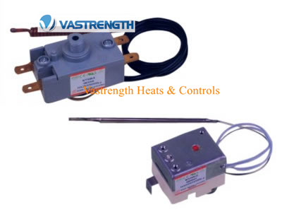 Thermostat Limiter for Temperature Protection