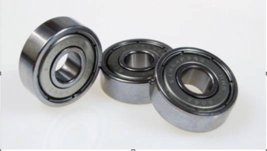 MR52ZZ ball bearing for yarn guide roller