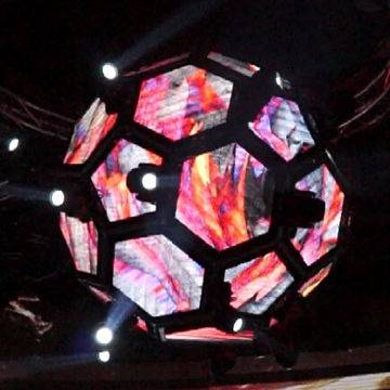 Attractive LED ball, indoor P6Attractive LED ball, indoor P6Attractive LED ball, indoor P6 Attractiv