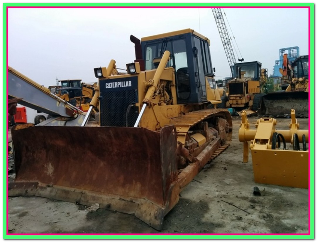 second hand Caterpillar crawler bulldozer d6g good quality for hot sale