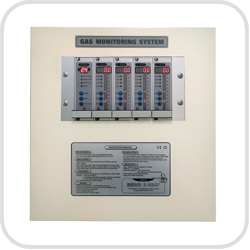 Gas Monitoring System GC-9800Rx