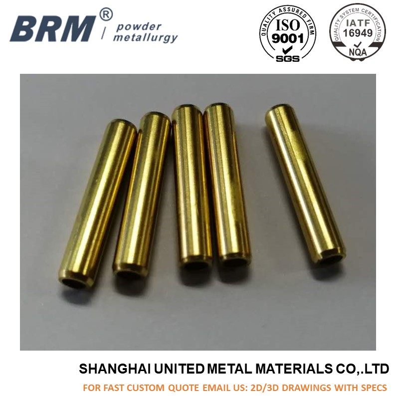 Machining automotive brass tube factory direct supply