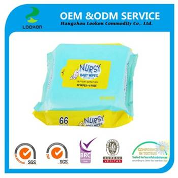 disposable soft cheap baby wipes baby Skin care baby wipes