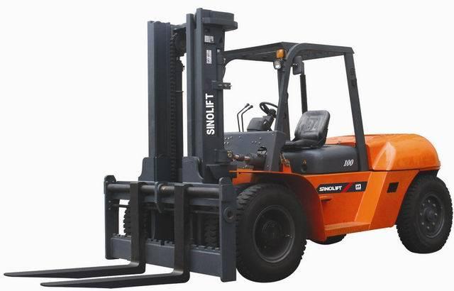 Sell Sinolift heavy duty forklift