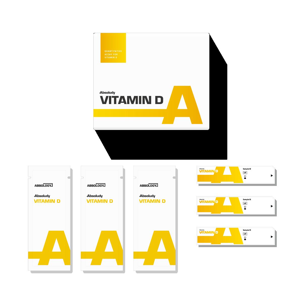 Absoludy Vitamin D