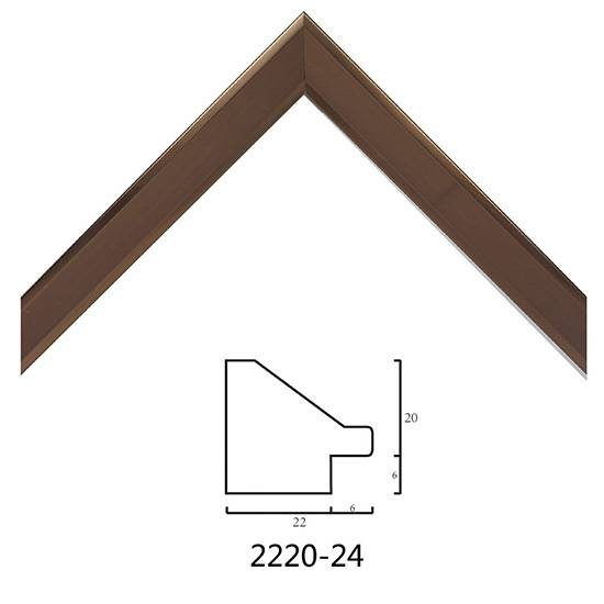 PS Moulding For Picture Frame Wholesale 2220