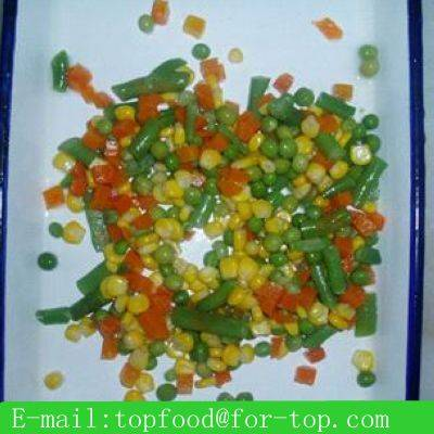 Canned Mixed Vegetable