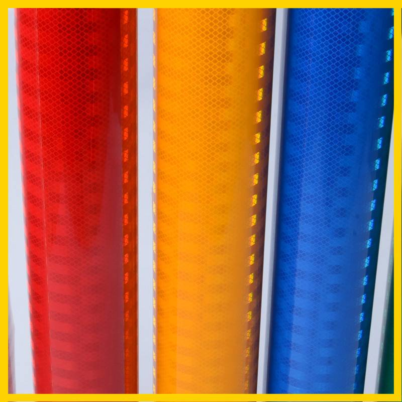 Engineering Grade Prismatic Reflective Sheeting