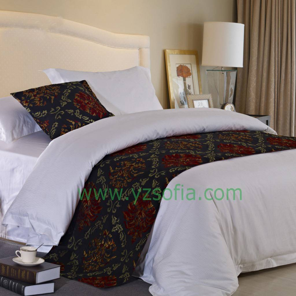 Hot Design Hotel Bedding Set, 100% Cotton Hotel Linen, Hotel Textile