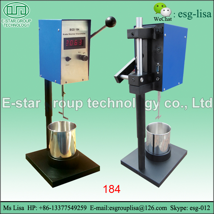 BGD184 Viscosity Tester Price Viscometer
