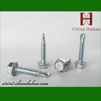High quality Hex Head self tapping screw
