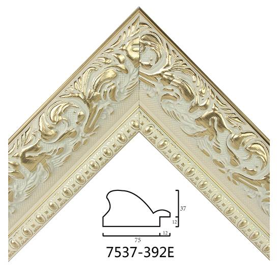 Deluxe Wedding Photo Frame Mouldings 7537 On Sale